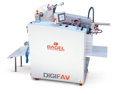 Bagel Systems presents Digifav B2 v20.  More power at its micro perforation.