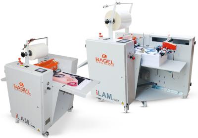 Bagel Systems presenta iLam Pro Series, su nueva gama de laminadoras modulares para impresión digital