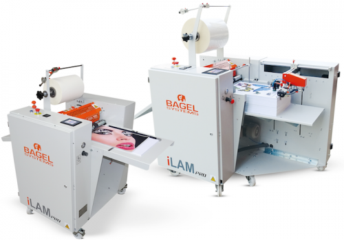 Bagel Systems launches iLam Pro Series, its new modular laminator range for digital printers