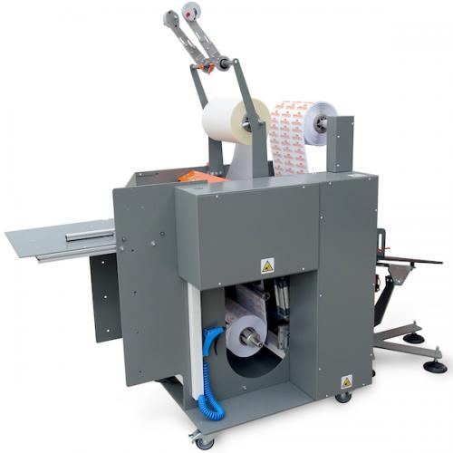 Bagel Systems presenta laminación bobina a bobina